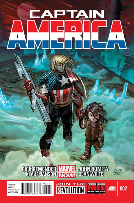 captainamerica2 461x700 Captain America #2 Review