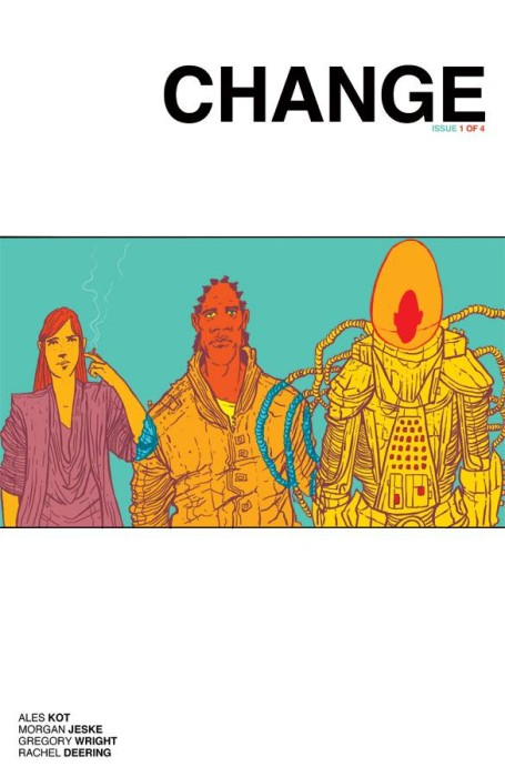 change1 455x700 Weekly Comic Reviews 12/12