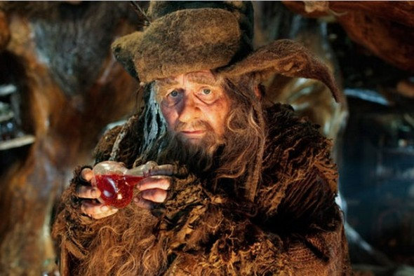hobbit 16 590x394 First Look at RADAGAST THE BROWN from THE HOBBIT