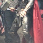 thor the dark world chris hemsworth 2 150x150 Chris Hemsworth Bashing Faces on Set of THOR THE DARK WORLD