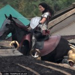 thor the dark world set2 150x150 Orcs, Asgardians, and Lady Sif on Set of THOR: THE DARK WORLD