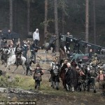 thor the dark world set7 150x150 Orcs, Asgardians, and Lady Sif on Set of THOR: THE DARK WORLD