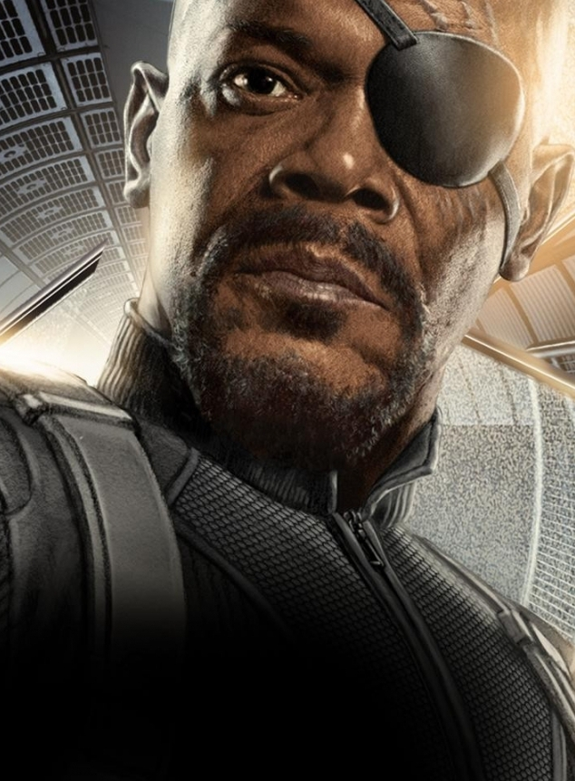 1614 the avengers 2012 nick fury painted hd 1152x864 1 Meet the crew of S.H.I.E.L.D.?