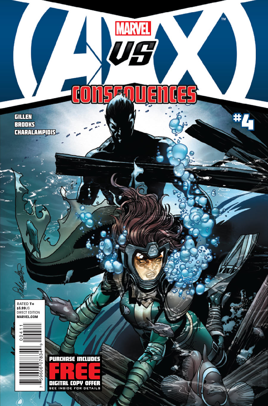 AVX Consequences 4 C AVX: Consequences #4 Review