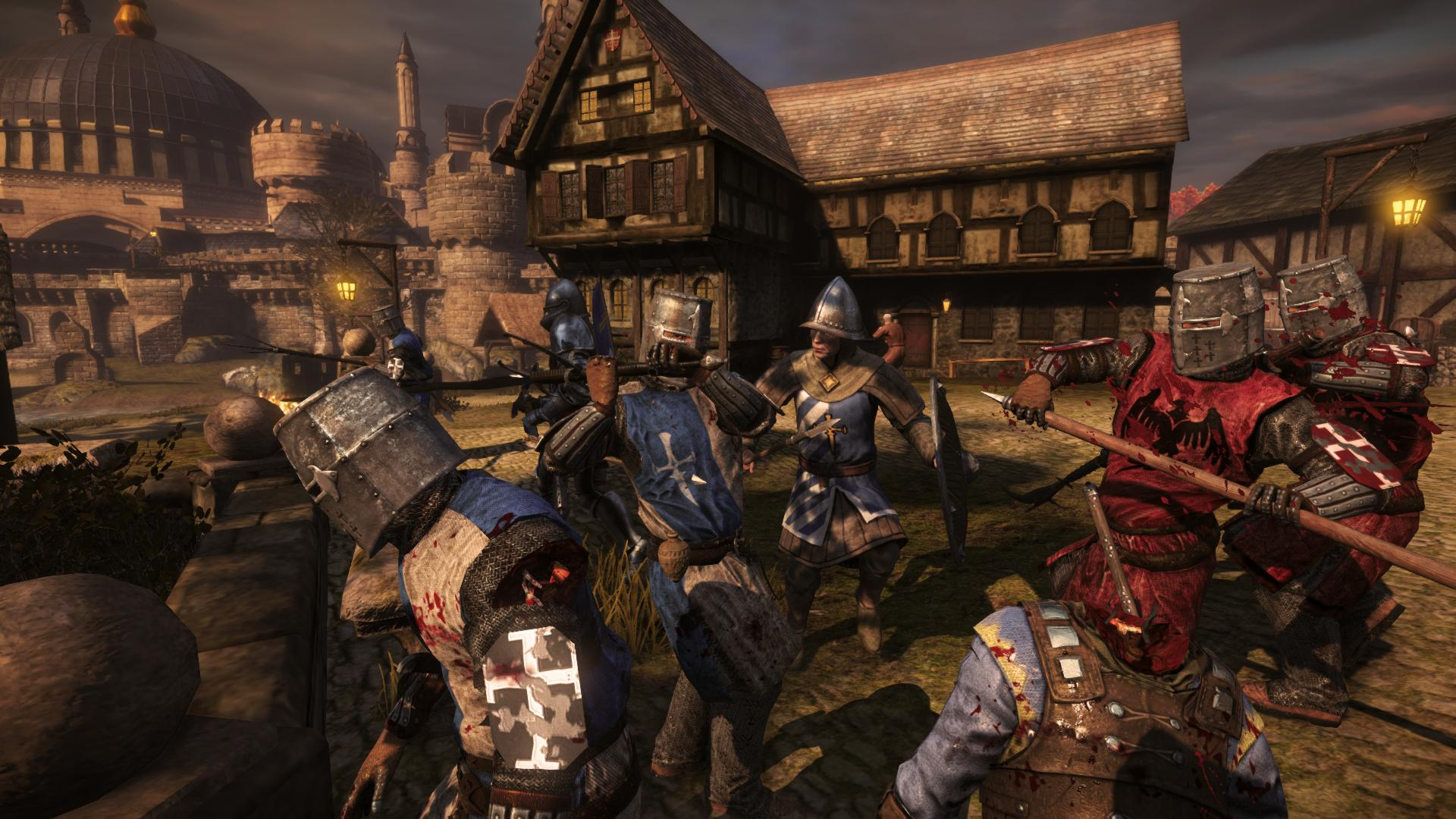 Chivalry Medieval Warfare 2 The GAME OF THRONES Game Youve Always Wanted... Sort Of.