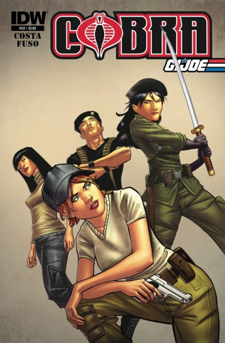 Cobra 20 460x700 Weekly Comic Reviews 1/2