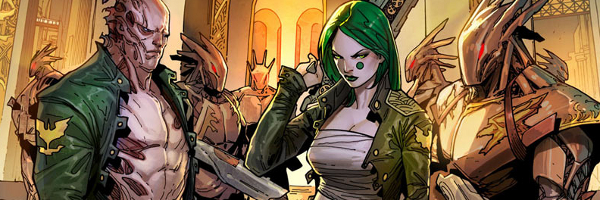 Cyber Force Banner Cyber Force #2 Review