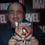 Dan Slott the man behind this 150x150 Top 10: What might happen in AMAZING SPIDER MAN #700