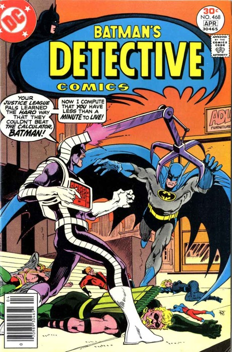 Detective Comics 468 462x700 3 Ways to Support Your Local Comic Shop (without spending more money)