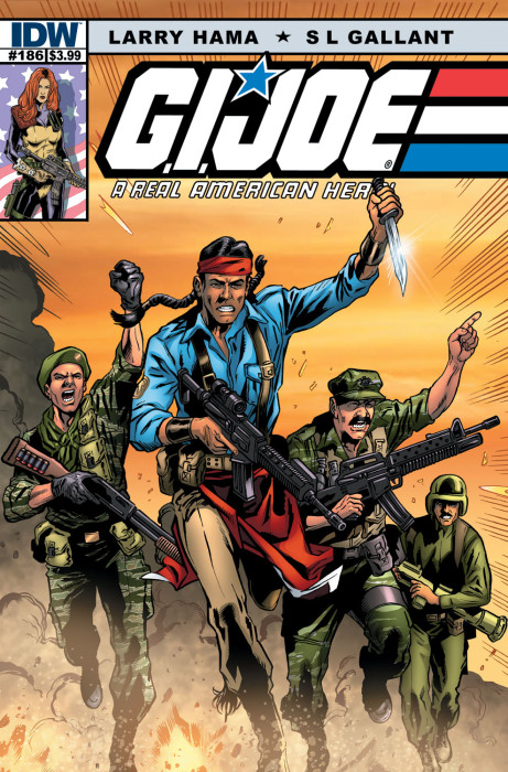 GIJoe RealAmericanHero 186 CvrA 461x700 Weekly Comic Reviews 1/9