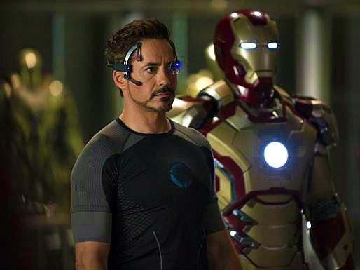 IronMan3OfficialStill 3 IRON MAN 3 wont be SERIOUS