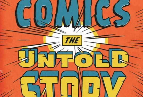 Marvel Comics The Untold Story
