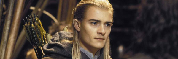 Orlando Bloom The Hbboit Lord of the Rings image slice THE HOBBIT SPOILER: Legolas, Arrows, and Smiting!