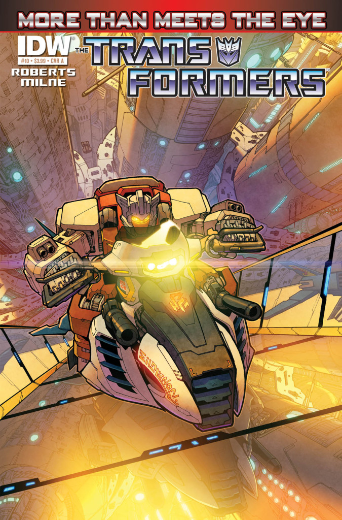 Transformers More Than Meets the Eye 10 675x1024 Transformers: More Than Meets The Eye #10 Review