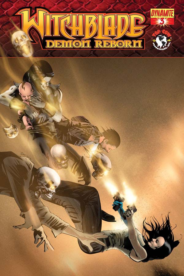 WBDemon03 Cov Calero ROUNDIN UP THE HERD: October Edition
