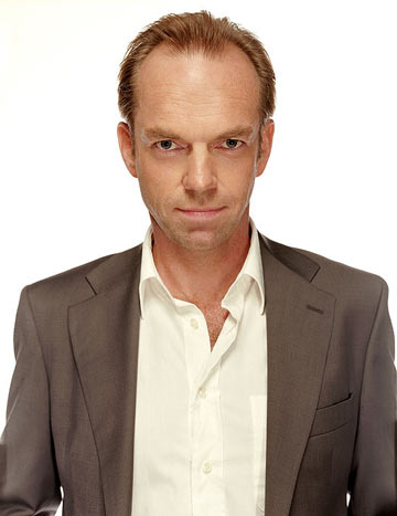 Hugo Weaving Thinks Hes Too Cool for MEGATRON