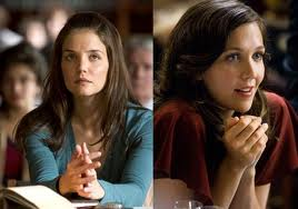 katie holmes maggie gyllenhaal Natalie Portman Dragged Kicking and Screaming Back To THOR : THE DARK WORLD
