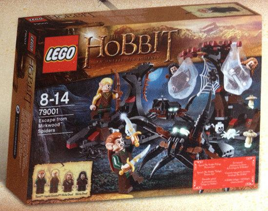 THE HOBBIT SPOILER: Legolas, Arrows, and Smiting!