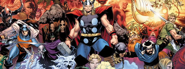10661header banner0833437 Thor: God of Thunder #1 Review
