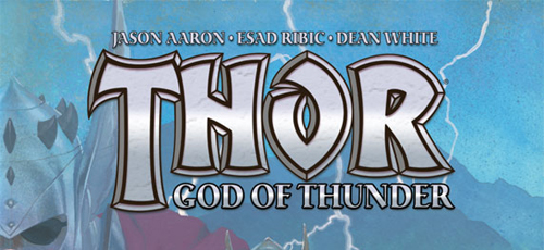 2012 16 10 thor god of thunder banner Thor: God of Thunder #2 Review