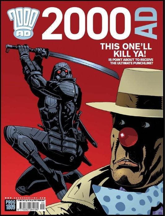 2695100 prog1809 super Weekly Comic Reviews 11/14