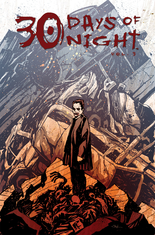 30DaysofNight Vol3 IDW PUBLISHING Solicitations for FEBRUARY 2013