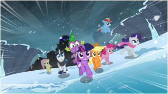 43ABA5F7 270A 47BE B657 EAF33ACD7037 Season 3 of My Little Pony: Friendship is Magic Premieres this Saturday!