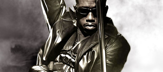 63 Blade Wesley Snipes Was a D Bag on Set of BLADE TRINITY
