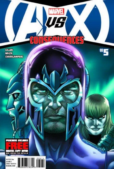 AVX Consequences 5 C AVX: Consequences #5 Review