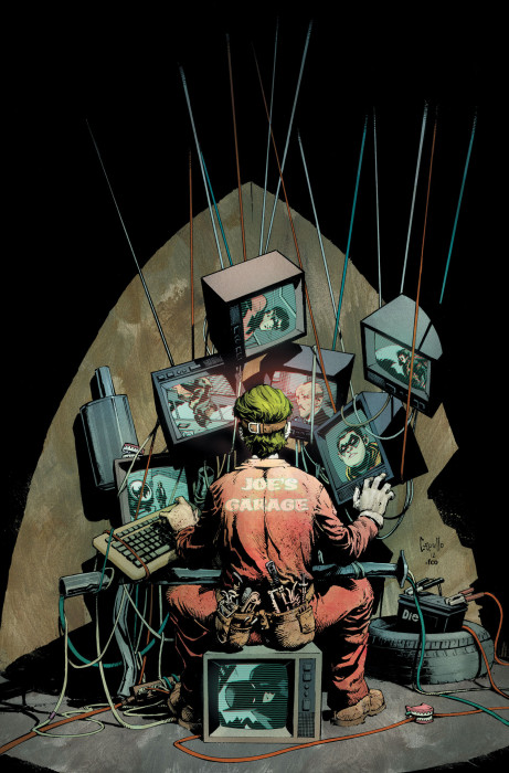 Batman14 461x700 Batman #14 Review
