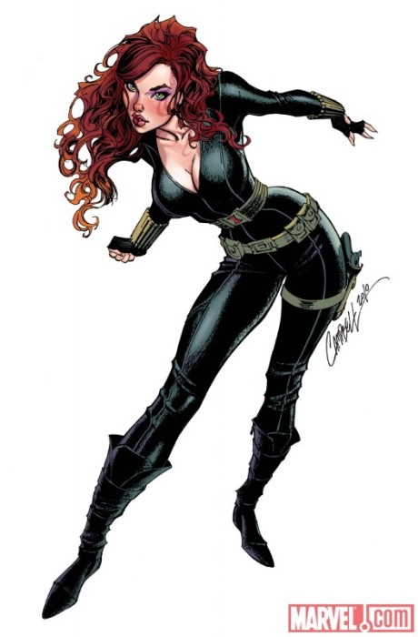 Black Widow Campbell Marvel 460x700 James Gunns Superhero Sex Post: Do Fictional Characters Have the Right to Be Treated with Respect?