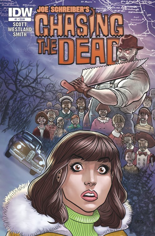 ChasingtheDead 01 Weekly Comic Reviews 11/14