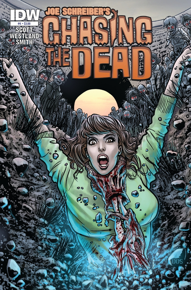 ChasingtheDead 04 CvrA IDW PUBLISHING Solicitations for FEBRUARY 2013