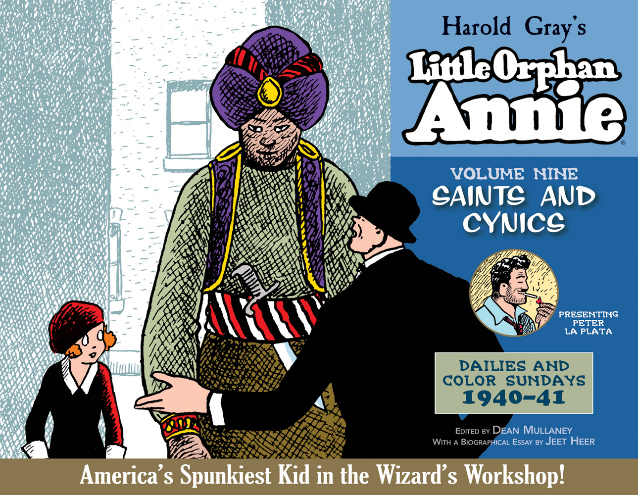 CompleteLittleOrphanAnnie Vol9 IDW PUBLISHING Solicitations for FEBRUARY 2013