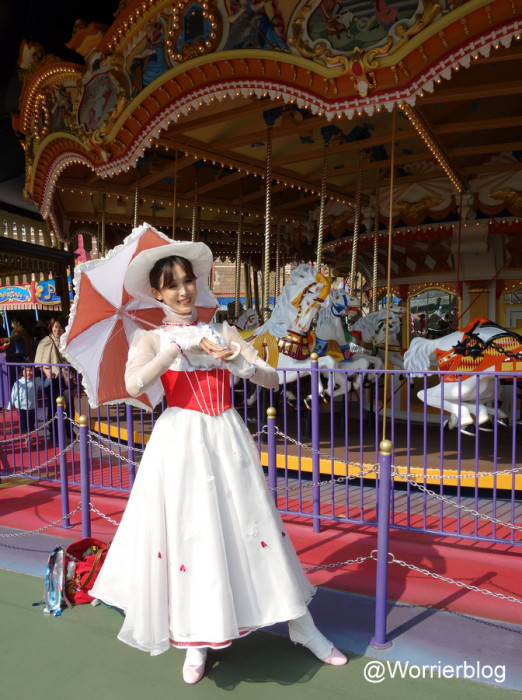 DSC01298 522x700 LE GEEK CEST CHIC: Top 10 Cosplay Tips   Straight From Tokyo Disneyland!