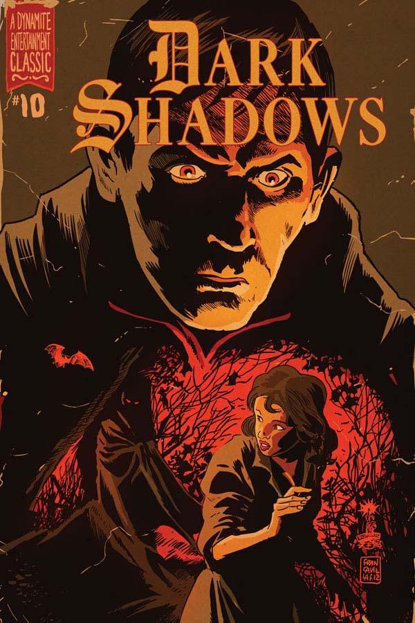 DarkShadows10 Cov Francavilla Weekly Comic Reviews 11/21