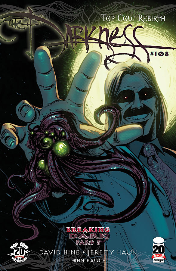 Darkness 108 C Weekly Comic Reviews 11/21
