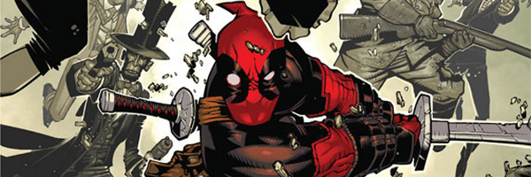 Deadpool Marvel NOW Banner Deadpool #1 Review