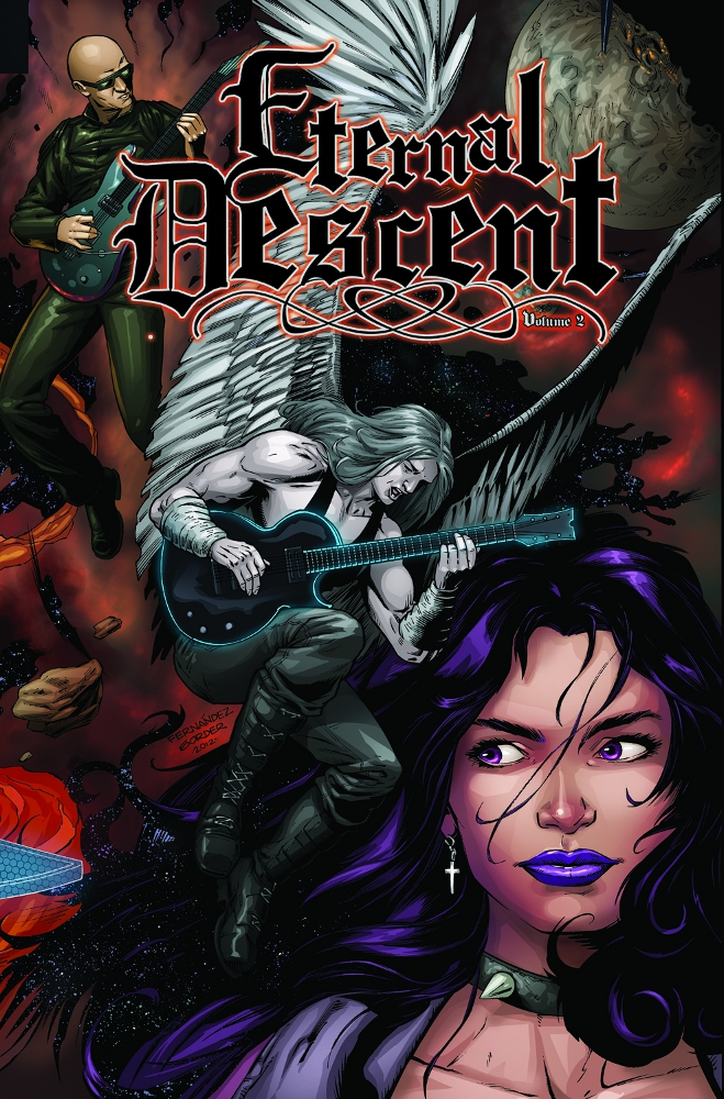 EternalDescent Vol2 IDW PUBLISHING Solicitations for FEBRUARY 2013