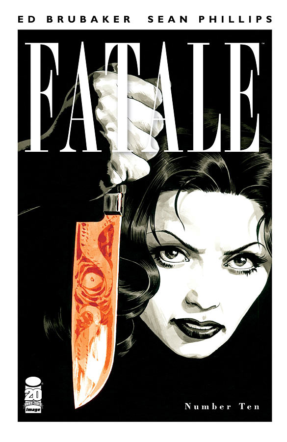 Fatale 10 C Fatale #10 Review