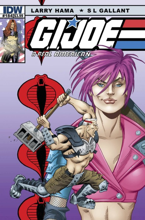 G.I Joe 184 461x700 Weekly Comic Reviews 11/14