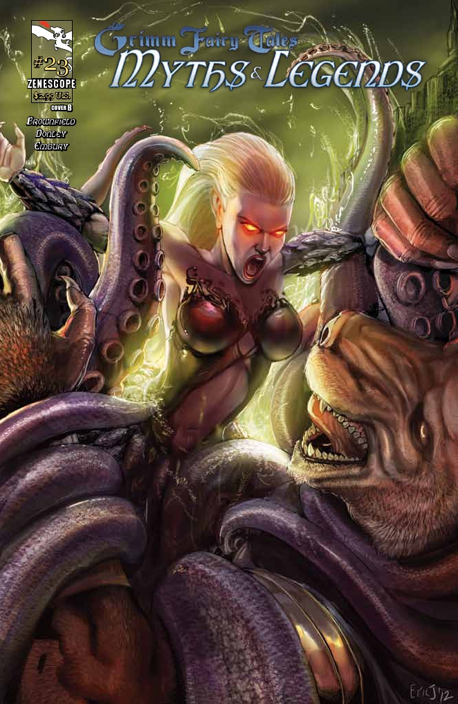 GFT Myths Legends 23 C Weekly Comic Reviews 11/14