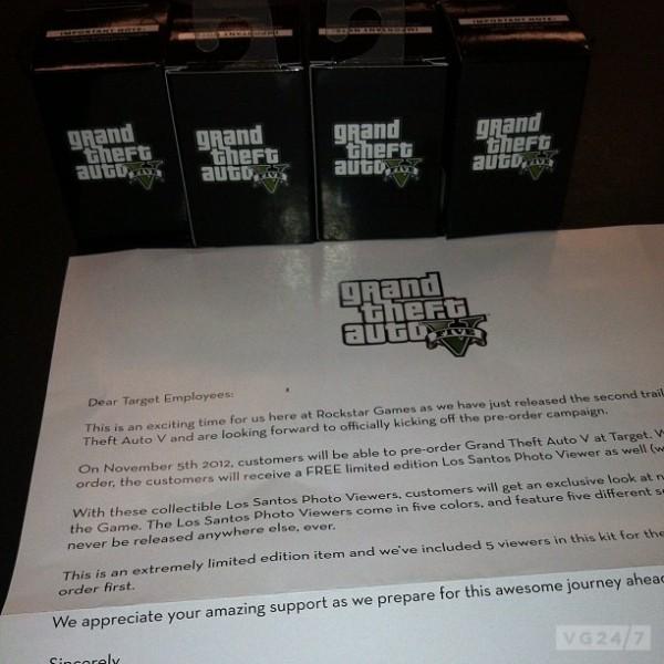 GTA Pre Order GTA V Trailer Imminent and Preorder Bonuses Leaked
