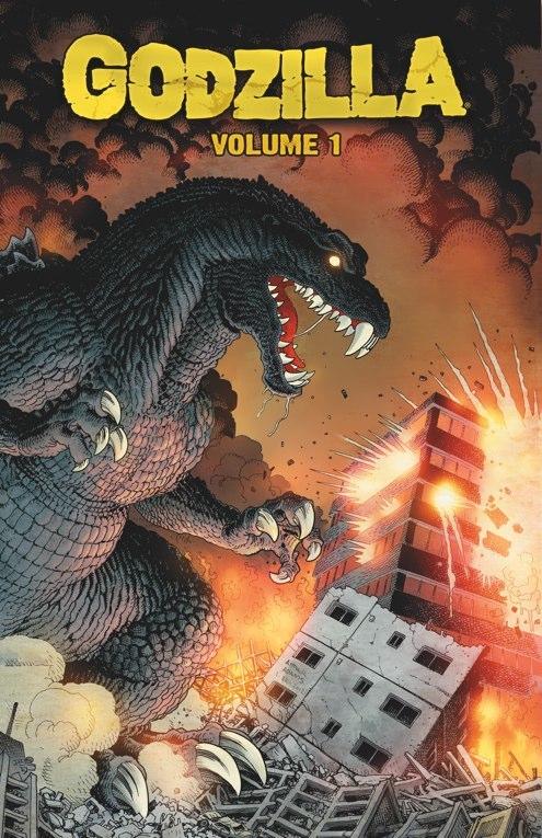 Godzilla Volume1 GODZILLA Volume 1 Review