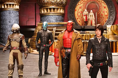 Hellboy 2 Guillermo Del Toro Plans An Avengers Style DC Movie