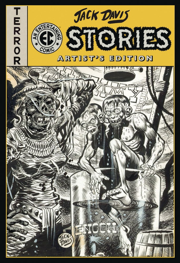 JackDavis ArtistEdition HC IDW PUBLISHING Solicitations for FEBRUARY 2013