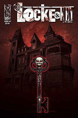 Locke and Key Cover LOCKE AND KEY Movie Trilogy Might Happen