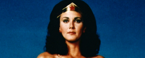 Lynda Carter Wonder Woman banner Why Is It So Difficult To Do Justice To WONDER WOMAN?