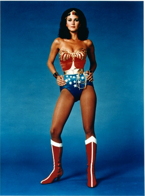 Lynda Carter Wonder Woman publicity Why Is It So Difficult To Do Justice To WONDER WOMAN?