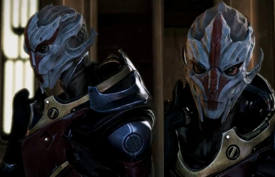 Mass Effect 3 Female Turian MASS EFFECT 3 Omega DLC First Look